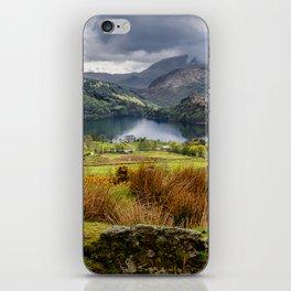 Nant Gwynant Snowdonia iPhone Skin