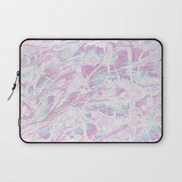 Baesic Wet Paint Purple Laptop Sleeve