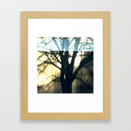 The Bewitched Tree 2 Framed Art Print
