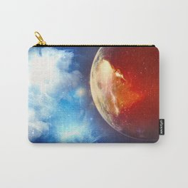 Sunsets on Mars are Blue Carry-All Pouch