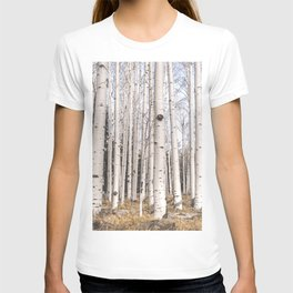 Trees of Reason - Birch Forest T-shirt