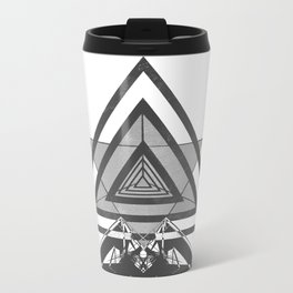 BO.RG Metal Travel Mug