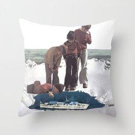 s/t Throw Pillow