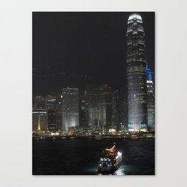 Nightscape Canvas Print