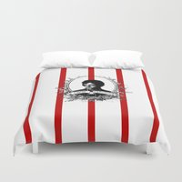 will graham Duvet Covers featuring Will Graham by JM London
