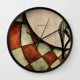 13th Floor with Diana Wall Clock