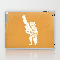 What's a Raccoon? Laptop & iPad Skin