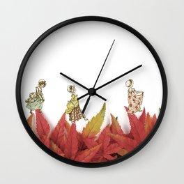 VAMOS A LA CAMA Wall Clock