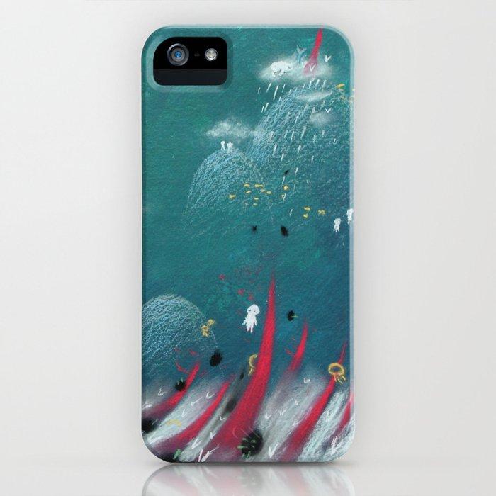 Let Me Float iPhone Case