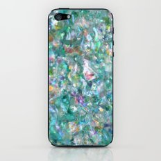 Mermaidia iPhone & iPod Skin