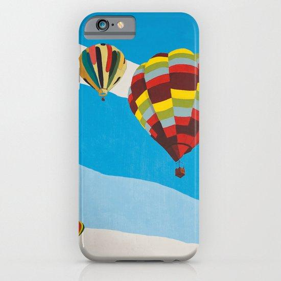 Three Hot Air Balloons iPhone & iPod Case