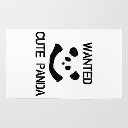 Wanted: Cute Panda Rug