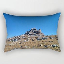 Altai Mountains Rectangular Pillow