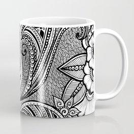 Paisley Design Coffee Mug