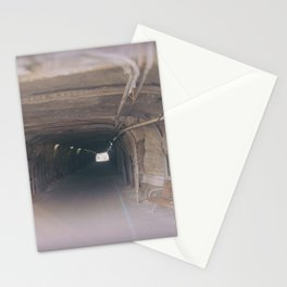 Tunnel To The Other Side Stationery Cards