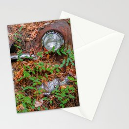 I Found A Home Stationery Cards