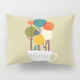 Life in a cup Pillow Sham