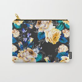 Flourishing in the night Carry-All Pouch