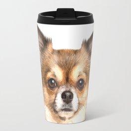 Chihuahua Portrait Travel Mug