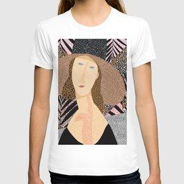 Women of Modigliani 1 T-shirt