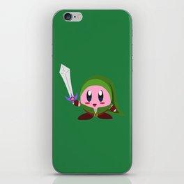 Kirby Link iPhone Skin