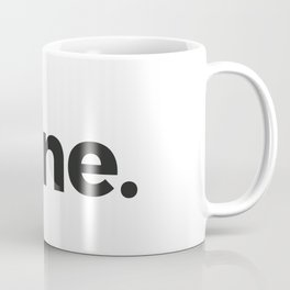 wine. Coffee Mug