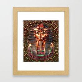 Tutankhamun Framed Art Print