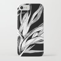 palm iPhone & iPod Cases featuring palm by Laurei Liz