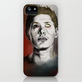 Amor mortem vincit iPhone Case
