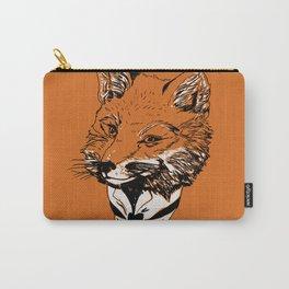Gentleman Fox Carry-All Pouch