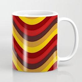Vintage waves Coffee Mug