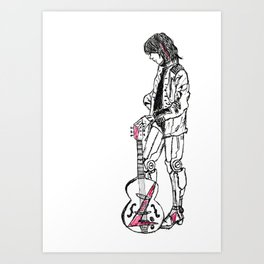 Julian Art Print