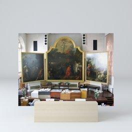 William Hogarth - Sealing the Tomb Mini Art Print