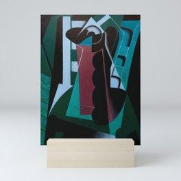"Juan Gris ""Nature Morte sur une Chaise (Still Life on a Chair)"" (edited 1) Mini Art Print"