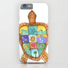 Sunny Sea Turtle Slim Case iPhone 6s