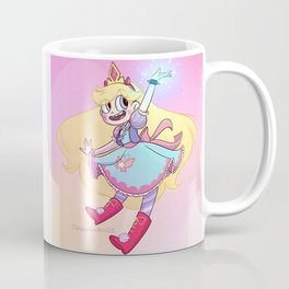 Star with queen outfit - Star vs the forces of evil Coffee Mug