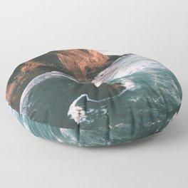 Oregon Coast V Floor Pillow