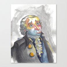 John Adams Canvas Print
