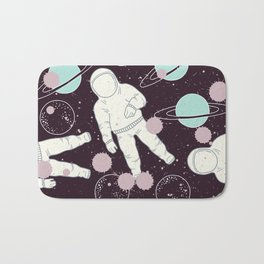 Space Bath Mat