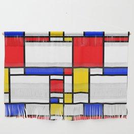 Piet Pattern Wall Hanging