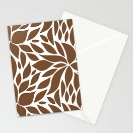 Bloom - Caramel Stationery Cards