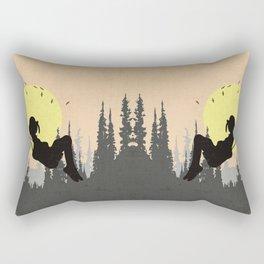 City dreamer Rectangular Pillow