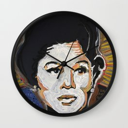 Our Lady of Size 8 1/2 Wall Clock