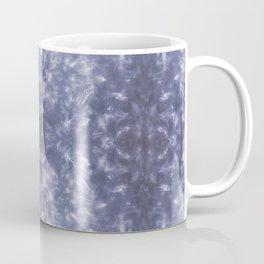 Blue Shimmer Water - Mirrored Bath Art Coffee Mug