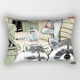 DSA - CANADIAN RUTHLESS Rectangular Pillow