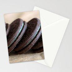 Mint Oreos Stationery Cards