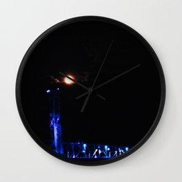 downtown jax Wall Clock