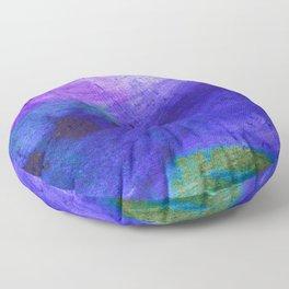 Sea Storm Floor Pillow
