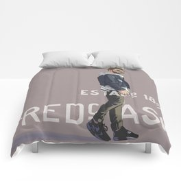 Fred Ash Comforters
