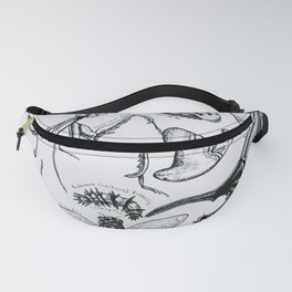 Bug Collection Fanny Pack